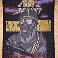 Vintage Sodom Persecution Mania Woven Patch