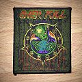 Vintage Overkill Horrorscope Woven Patch