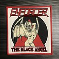 Enforcer The Black Angel Woven Patch (Red Border)