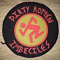 Vintage D.R.I. Woven Patch