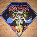 Exciter Long Live The Loud Woven Patch