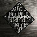 Vintage Public Enemy Woven Patch