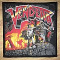 Vendetta Go And Live... Stay And Die Woven Patch