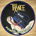 Trance Power Infusion Woven Patch
