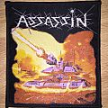 Assassin The Upcoming Terror Woven Patch