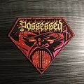 Possessed Beyond The Gates Woven Patch (Red Border)
