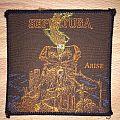Vintage Sepultura Arise Woven Patch