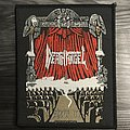 Vintage Death Angel Act III Woven Patch