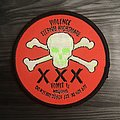 Vintage Vio-lence Eternal Nightmare Woven Patch