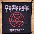 Vintage Onslaught The Force Woven Patch