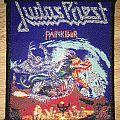 Judas Priest Painkiller Woven Patch