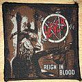 Vintage Slayer Reign In Blood Patch