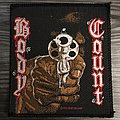 Vintage Body Count Woven Patch