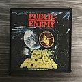 Vintage Public Enemy Fear Of A Black Planet Woven Patch