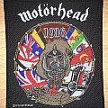 Vintage Motörhead 1916 Woven Patch