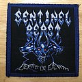 Sentinel Beast - Patch - Sentinel Beast Depths Of Death Woven Patch