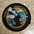 M.O.D. Surfin' M.O.D. Vintage Woven Patch