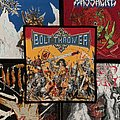 Bolt Thrower WarMaster Woven Patch