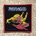 Massacre From Beyond Woven Patch