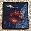 Vintage ZZ Top Afterburner Woven Patch