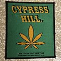 Cypress Hill I Ain't Goin' Out Like That Vintage Woven Patch