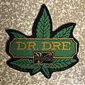 Dr. Dre The Chronic Vintage Woven Patch