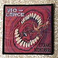 Vio-lence Eternal Nightmare Woven Patch