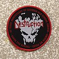 Destruction 30th Anniversary Woven Patch