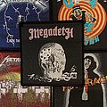 Vintage Megadeth Killing Is My Business... And Business Is Good! Woven Patch