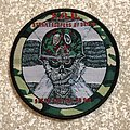 S.O.D. Speak English Or Die Woven Patch