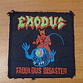 Exodus - Patch - Exodus -Fabulous Disaster patch for you