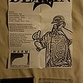 Detain - Capital Punishment Cassette Tape / Vinyl / CD / Recording etc