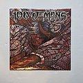 100 Demons - Tape / Vinyl / CD / Recording etc - 100 Demons - Self Titled