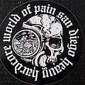 World Of Pain Sticker Other Collectable