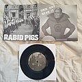 Grin And Bear It / Rabid Pigs Split Tape / Vinyl / CD / Recording etc