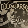 Hatebreed - Other Collectable - Hatebreed Poster