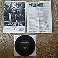 Mushmouth / Living Proof Split 7in Tape / Vinyl / CD / Recording etc
