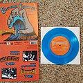Mushmouth / Fury Of Five Split 7in Tape / Vinyl / CD / Recording etc