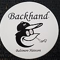 Backhand Sticker Other Collectable
