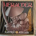 Merauder - Tape / Vinyl / CD / Recording etc - Merauder - Master Killer Vinyl