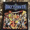 Bolt thrower warmaster patch