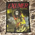 Exumer rising from the sea patch