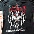 Dying fetus - destroy all adversaries shirt