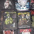 Megadeth so far, so good, so what! Patches