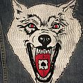 The shrine back patch