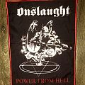 Onslaught - power from hell back patch