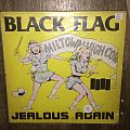 Black Flag - Jealous Again Lp
