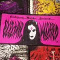 Electic Wizard - limited pink patch