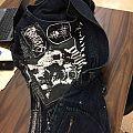 Black And White Battle Jacket