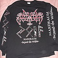 Enslaved - mardraum long sleeve